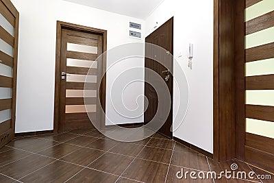 Hall of modern apartment