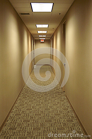 Hall Way da uscire