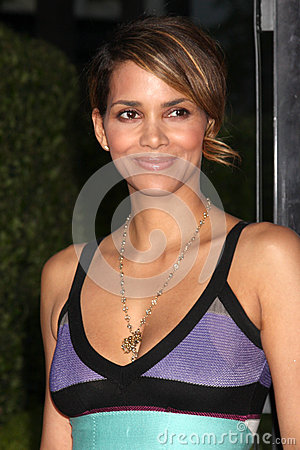 Halle Berry Editorial Stock Photo