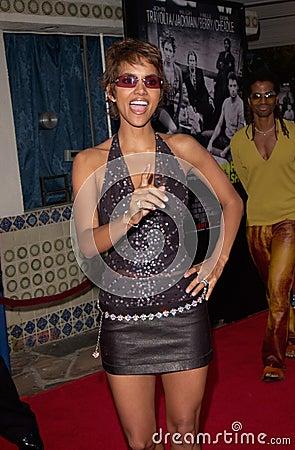 Halle Berry Editorial Stock Photo