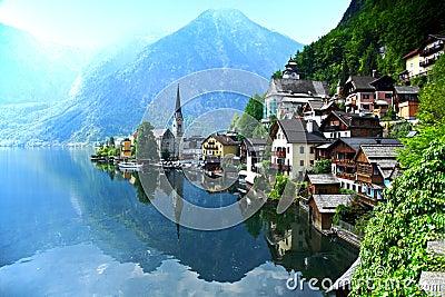 HallHallstatt,Upper Austria