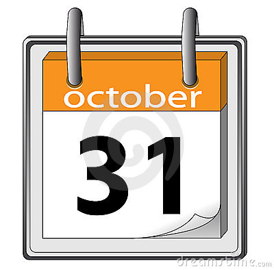 Halloween 31 October Royalty Free Stock Photos Image