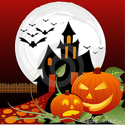 Free Halloween Royalty Free Stock Image - 3291486