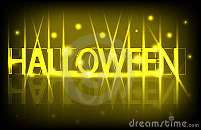 Halloween. Abstract background.
