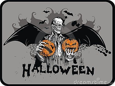 Halloween arm