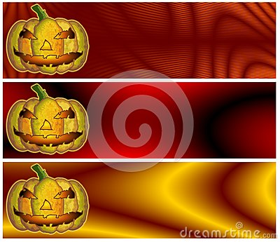 Halloween Banners or Headers
