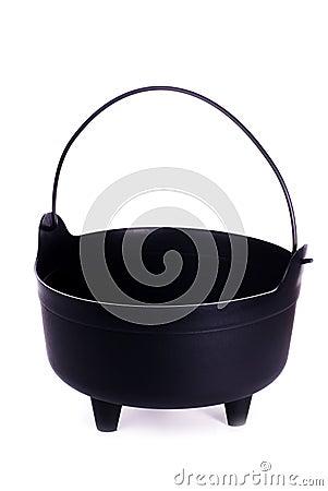 Halloween Black Cauldron
