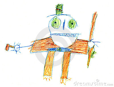 Halloween bugaboo original kid s drawing