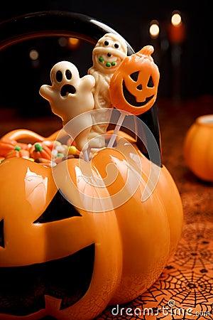 Free Halloween Candies Stock Photos - 6492503