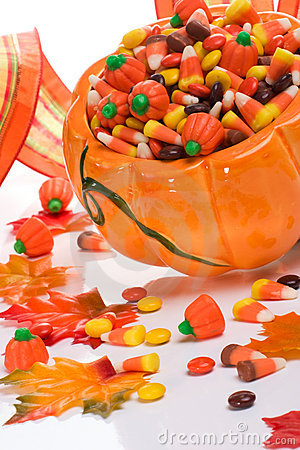 Free Halloween Candy Royalty Free Stock Photography - 3252507