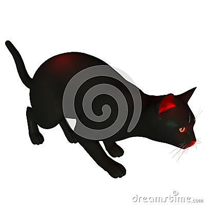 Halloween Cat - 2