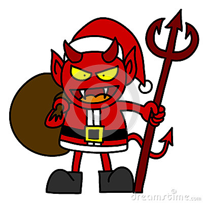 Halloween & Christmas character cartoon
