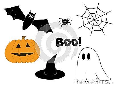 Halloween clipart.