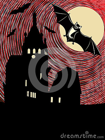 Halloween conceptual illustration