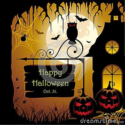 Free Halloween Design Royalty Free Stock Photo - 20727065