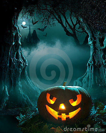 Free Halloween Design Stock Photos - 21392133