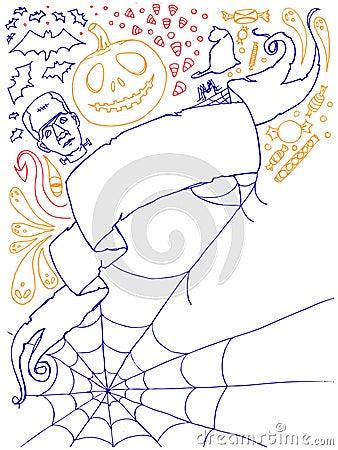 Halloween Doodles 1