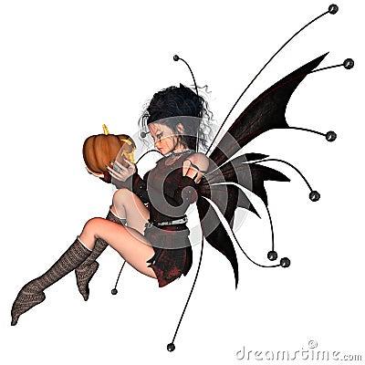Halloween Fairy - 1
