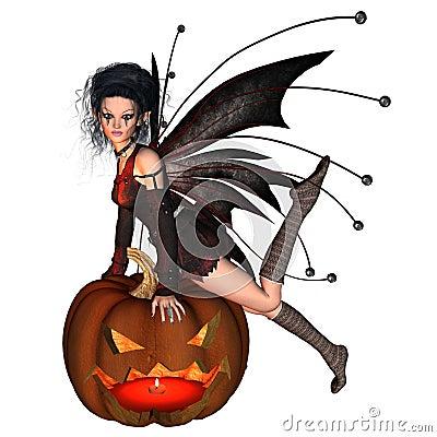 Halloween Fairy - 2