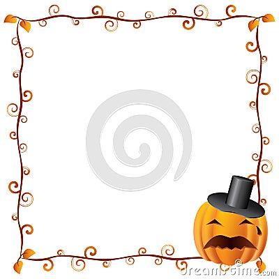 Halloween Frame 2
