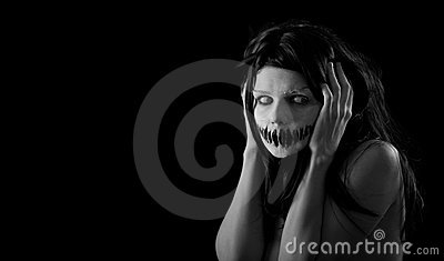 Halloween Girl Vampire