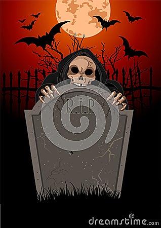 Halloween Grim Reaperanger