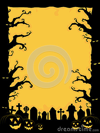 Halloween Invitation Royalty Free Stock Images Image