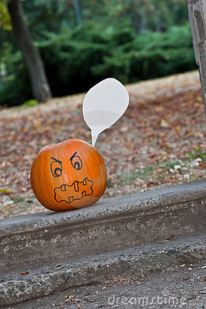 Halloween Jack 'O Lantern