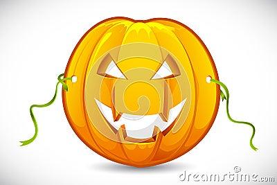 halloween k rbis schablone lizenzfreie stockfotos bild 20673568. Black Bedroom Furniture Sets. Home Design Ideas