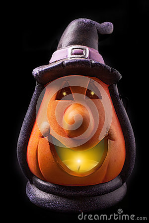 Free Halloween Lantern Isolated Royalty Free Stock Photos - 33532218