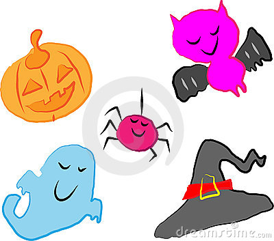 Halloween made by children