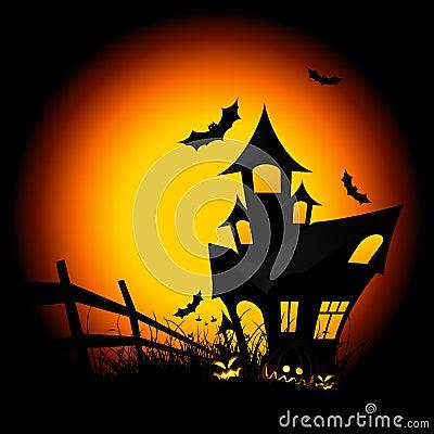 Free Halloween Night Royalty Free Stock Photos - 15849158