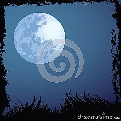 Free Halloween Night Background Stock Photo - 15884970