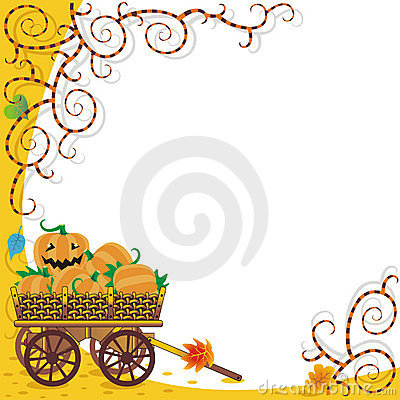 Free Halloween Or Autumn Background Stock Images - 3200524