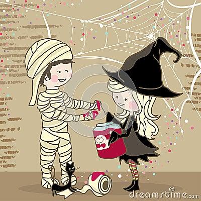 Halloween Preparation