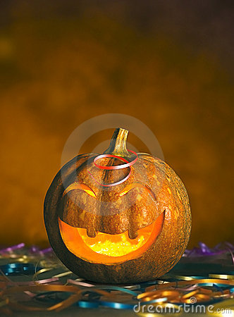 Free Halloween Pumpkin Stock Photo - 2457680