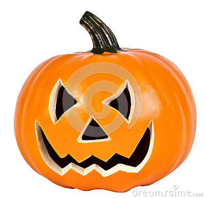 Free Halloween Pumpkin Royalty Free Stock Photos - 26543418