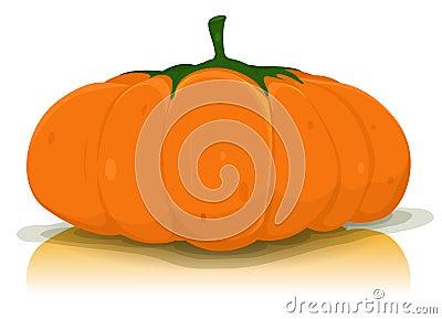 Halloween Pumpkin Vegetable