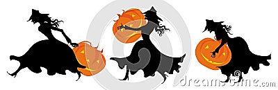 For halloween pumpkins s party