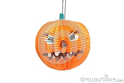 Halloween punpkin lantern