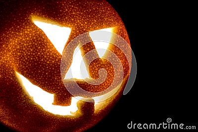 Halloween s orange.