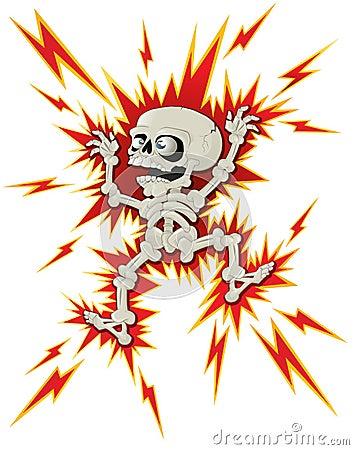 halloween-skeleton-gets-shock-shocking-i