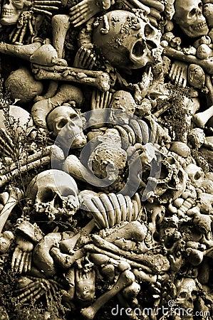 Halloween Skulls And Bones