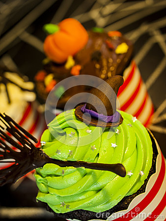 Free Halloween Snack Stock Images - 26600834