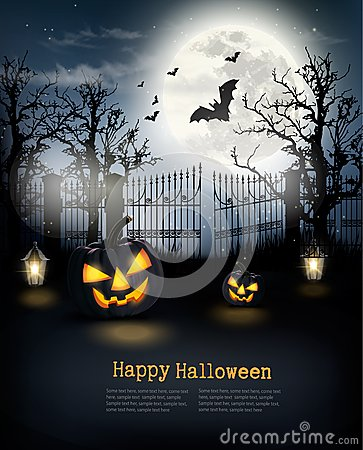 Free Halloween Spooky Background. Royalty Free Stock Photos - 78380668
