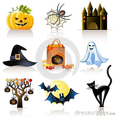 Halloween symboler