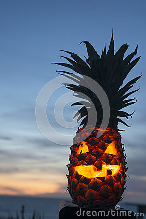 Halloween tropicale
