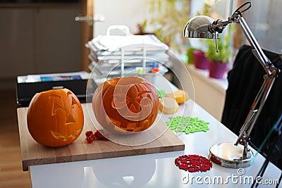Halloweenowa bania