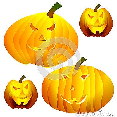 Halloweens pumpkin