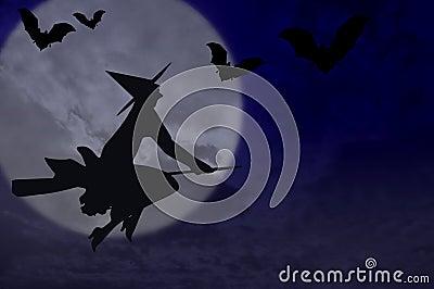Hallowen background